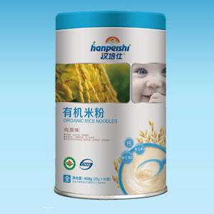汉培仕纯原味有机米粉(铁听)全国招商