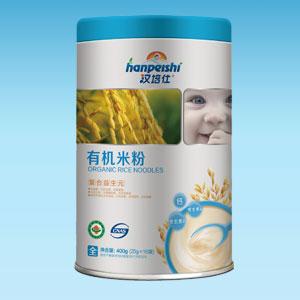 汉培仕营养复合益生元有机米粉(盒装)全国招商