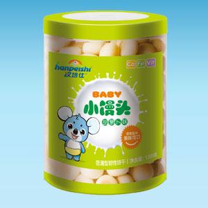汉培仕小馒头(胡萝卜味)全国招商