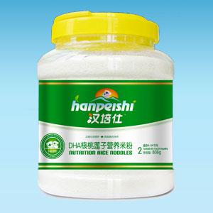 汉培仕DHA核桃莲子营养米粉全国招商
