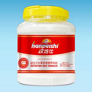汉培仕益生元水果多维营养米粉全国招商