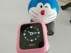 360儿童卫士智能手表3 坚决同拐卖儿童说不!