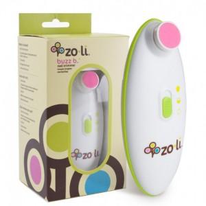 美国Zoli正品新生儿磨甲器宝宝电动修甲器