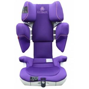 Gilbert儿童安全座椅,高度宽度调节,硬链接全注塑工艺