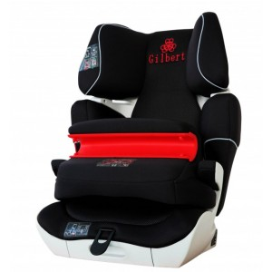 Gilbert儿童安全座椅超安全前置护体硬链接9个月-12岁