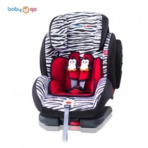 """关爱儿童出行安全-从使用babygo汽车儿童安全座椅""""坐""""起"""