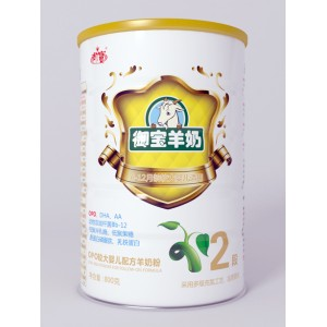 御宝opo1/2/3段奶粉金装羊奶粉