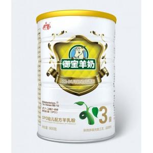 御宝opo3段羊奶粉