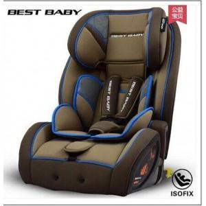 郑州儿童安全座椅认证