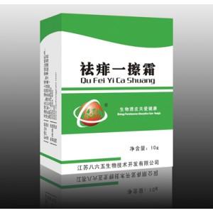 江苏八六五生物技术开发有限公司祛痱一擦灵霜
