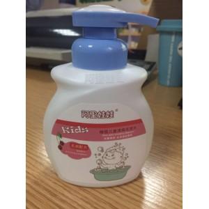 阿里娃娃婴幼儿橄榄清爽洗发水,无泪配方+地中海特级初榨橄榄油