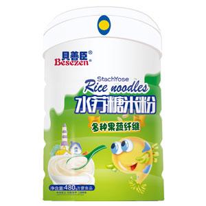 贝善臣多种果蔬纤维水苏糖米粉全国招商