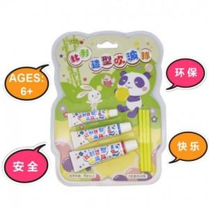 2020新款儿童玩具 比利造型吹波球,神奇好玩 吹泡胶