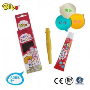 畅销日韩 儿童太空气球泡泡胶,新奇好玩 太空泡泡,魔幻吹波球