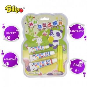 外销儿童玩具 太空气球泡泡胶,全新 太空泡泡胶,魔幻吹波球