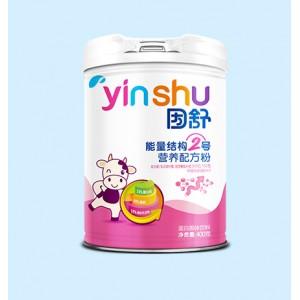 因舒·能量结构2号营养配方粉