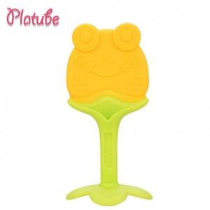 婴幼儿磨牙立体水果硅胶牙胶宝宝软胶咬咬乐玩具 母婴产品
