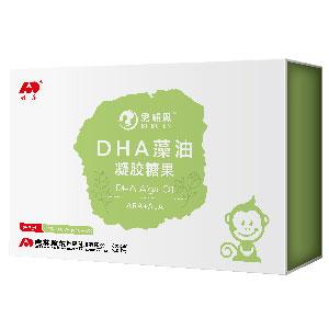 思哺恩DHA藻油凝胶糖果