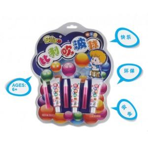 出口吹气泡玩具 泡泡胶 魔幻儿童气泡胶 吹泡胶