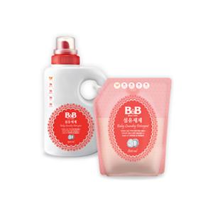 B&B 纤维洗涤剂-韩国原装进口,诚招全国代理