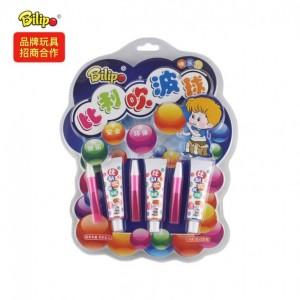 奇特吹泡胶 吹波气球 太空球,儿童吹泡泡玩具