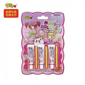 外销儿童玩具 太空气泡吹波胶 吹波气球 出口吹波球