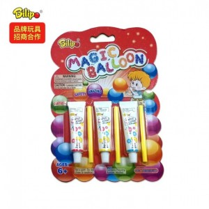 儿童玩具出口 比利吹波球 魔幻吹波球 魔术泡泡胶批发